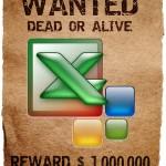 Recherche chaine Excel