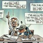 humour raccourcis clavier JU CDM