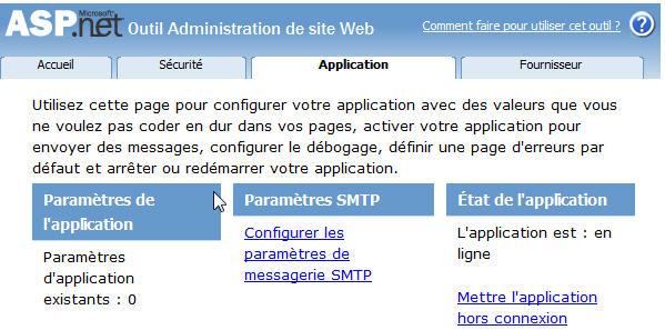 Configurateur Asp.Net