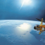 Satelitte UARS Nasa, étude atmosphere de la terre.
