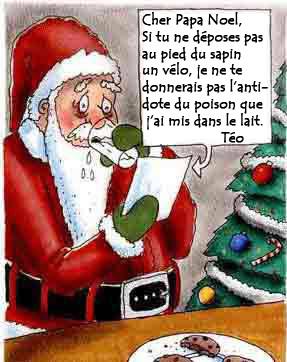 Image De Noel Drole.Joyeux Noel Avec Ce Poison De Pere Noel Ou Est L Antidote