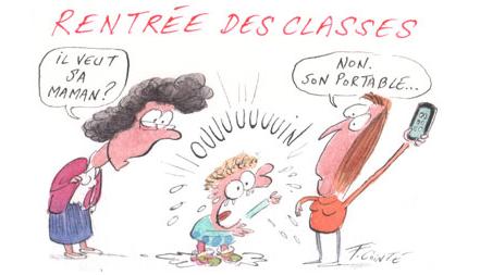 Image rigolote rentree des classes - La rentree des mamans ...