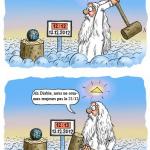 weltuntergang : Dieu, La fin du monde