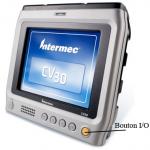 Intermec Cv30 bouton I/O reset