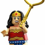 Lasso de Wonder Woman LEGO