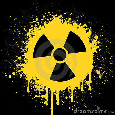 Logo Radioactif PaintBall