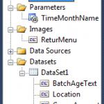 fenetre report data