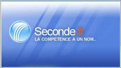 Seconde.fr Logo Hébergeur