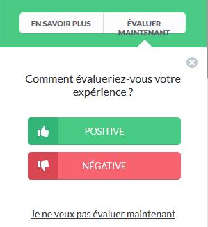 Evaluez un site avec Avast