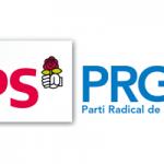 Logo Choisir Notre Europe - PS - PRG