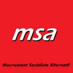 Mouvement Socialiste Alternatif - MSA