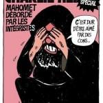 Charlie Hebdo aime con integristes