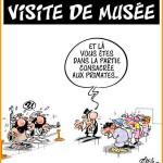 Caricature de presse Ali Dilem, attentat du musée du Bardo