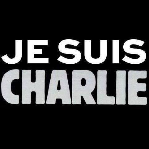 Logo Je suis Charlie