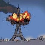 Chappatte Attentat terroriste Paris