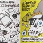 Charlie, Daech. Attentat bombe avion russe