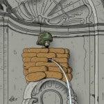 Bruxelles attentat , Terroristes, le Manneken-Pis vous pisse à la raie