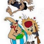 obelix Asterix baffe terroriste daesh